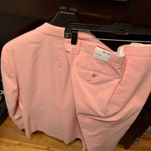 Pink extra slim express suit